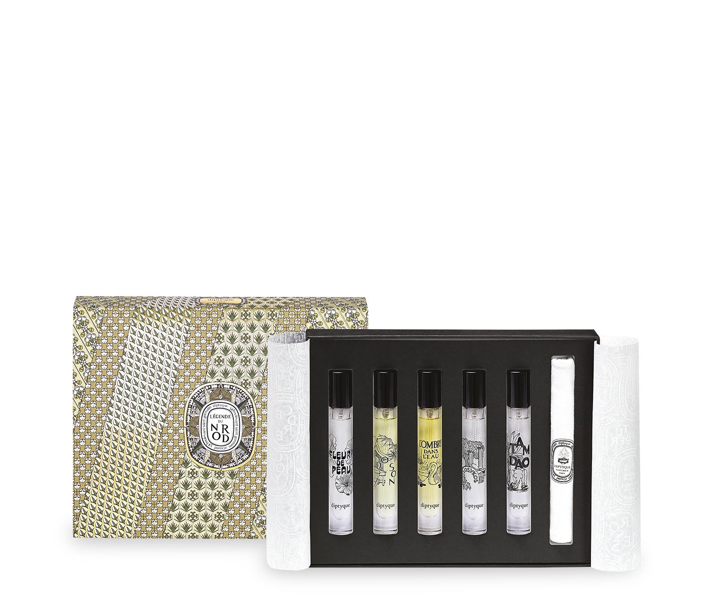 Five Eaux de Parfum discovery set