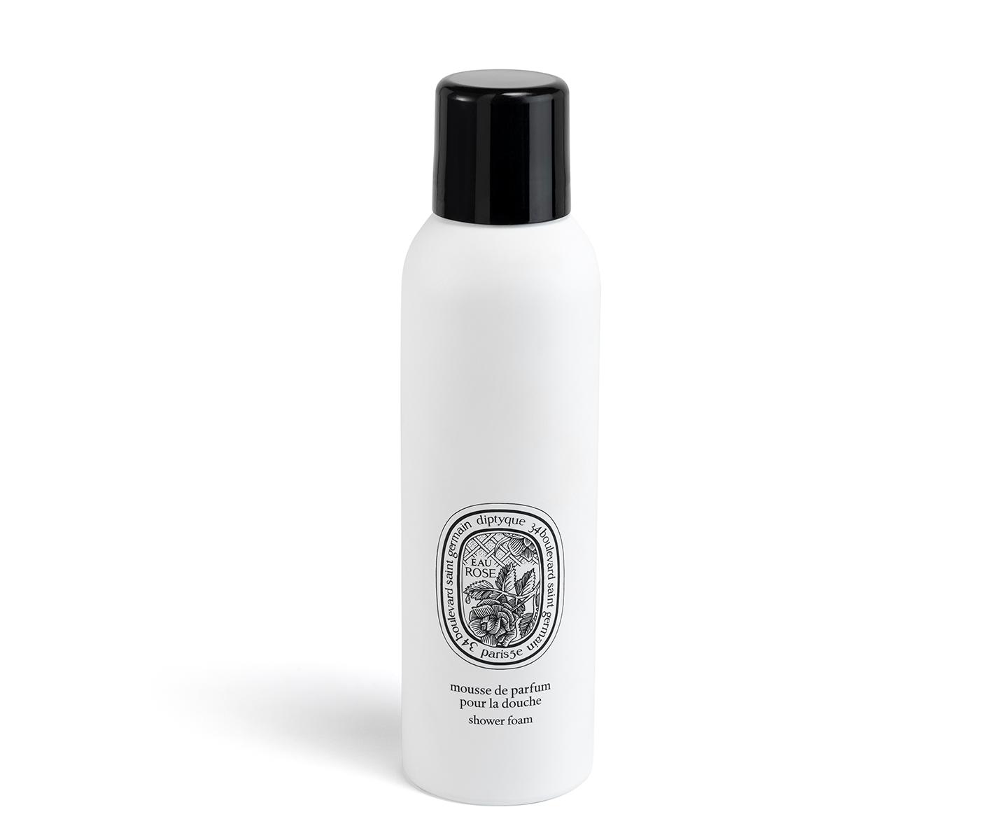 Mousse de parfum pour la douche Eau Rose