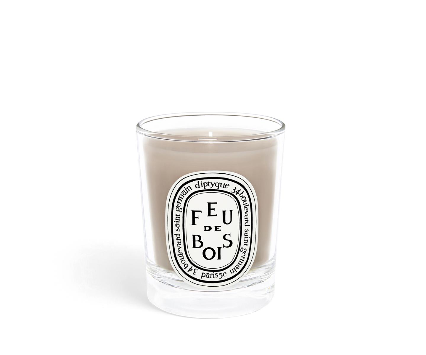 Feu de Bois / Wood Fire small candle