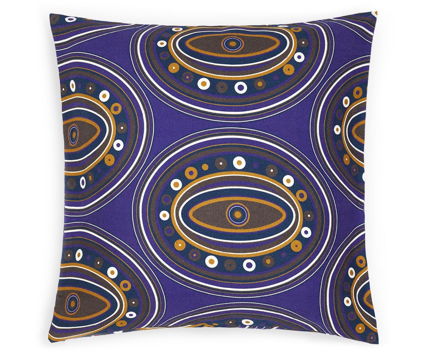 Prétorien pillow cover