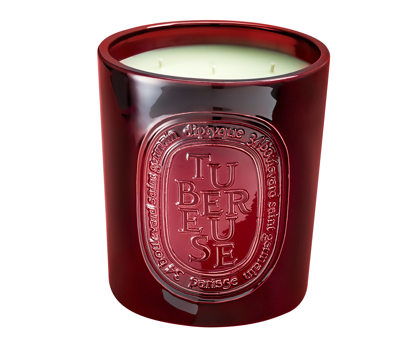 Tubéreuse / Tuberose interior & exterior candle
