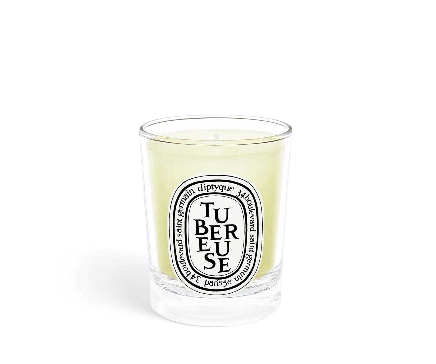 Tubéreuse / Tuberose Small Candle