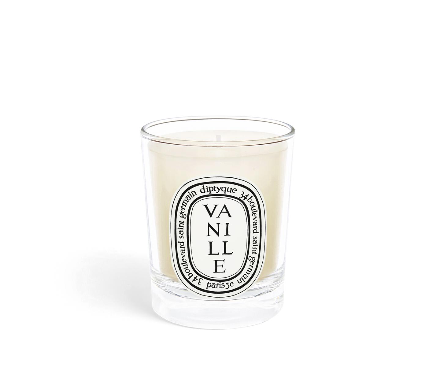 Vanille / Vanilla small candle