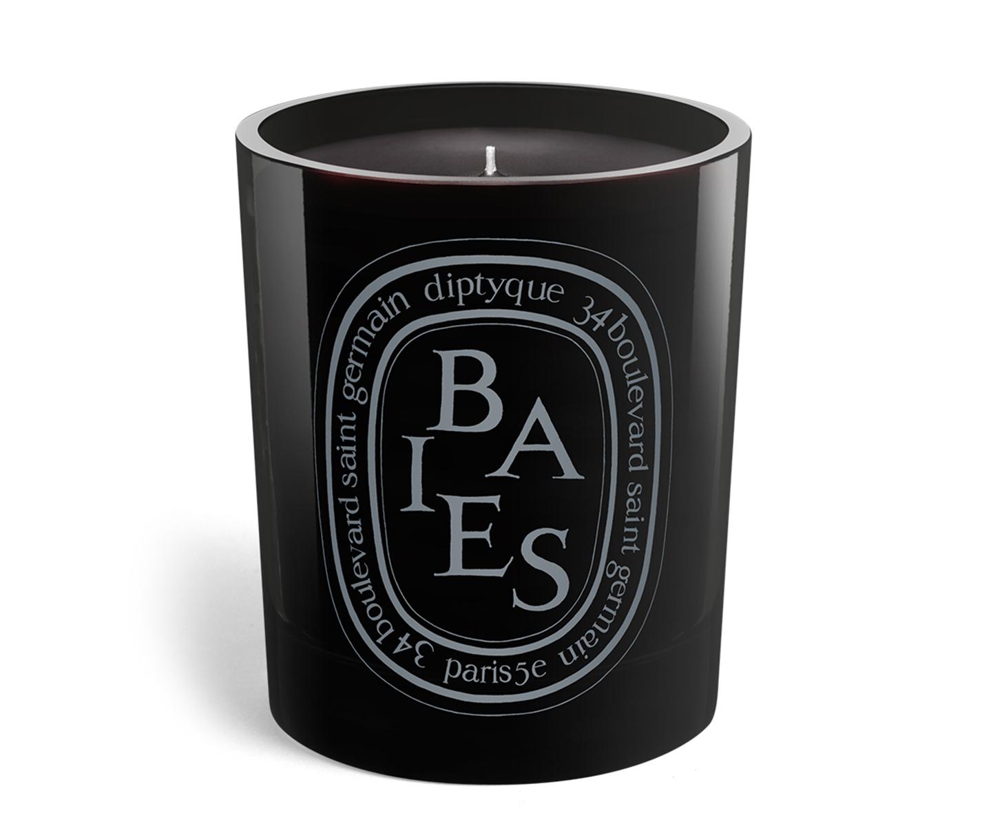 Kerze Baies / Beeren
