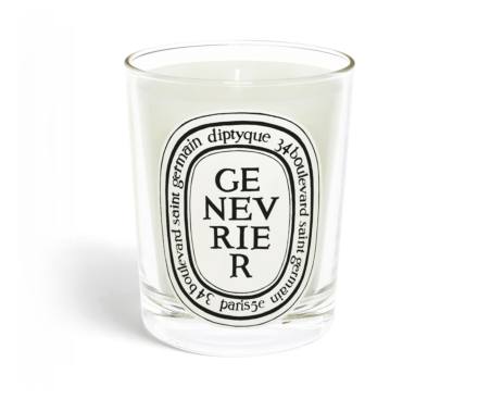 Juniper / Genévrier candle