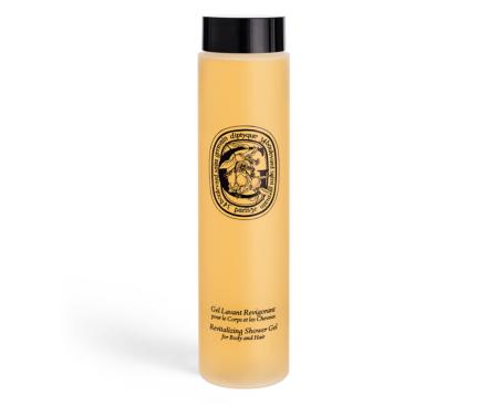 Gel de ducha revitalizante para el cuerpo y el cabello