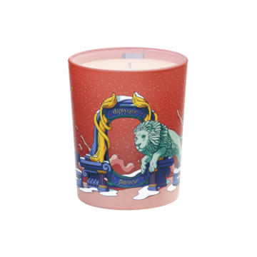 Floral Majesty Candle