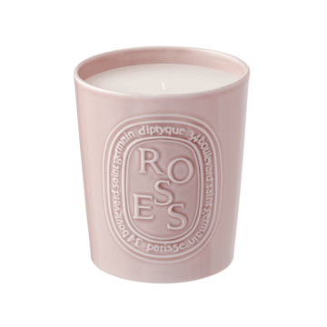 Bougie Roses 600g