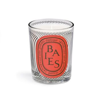 Limited edition Baies Candle