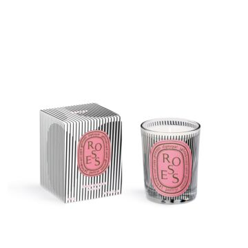 Limited edition Roses Candle