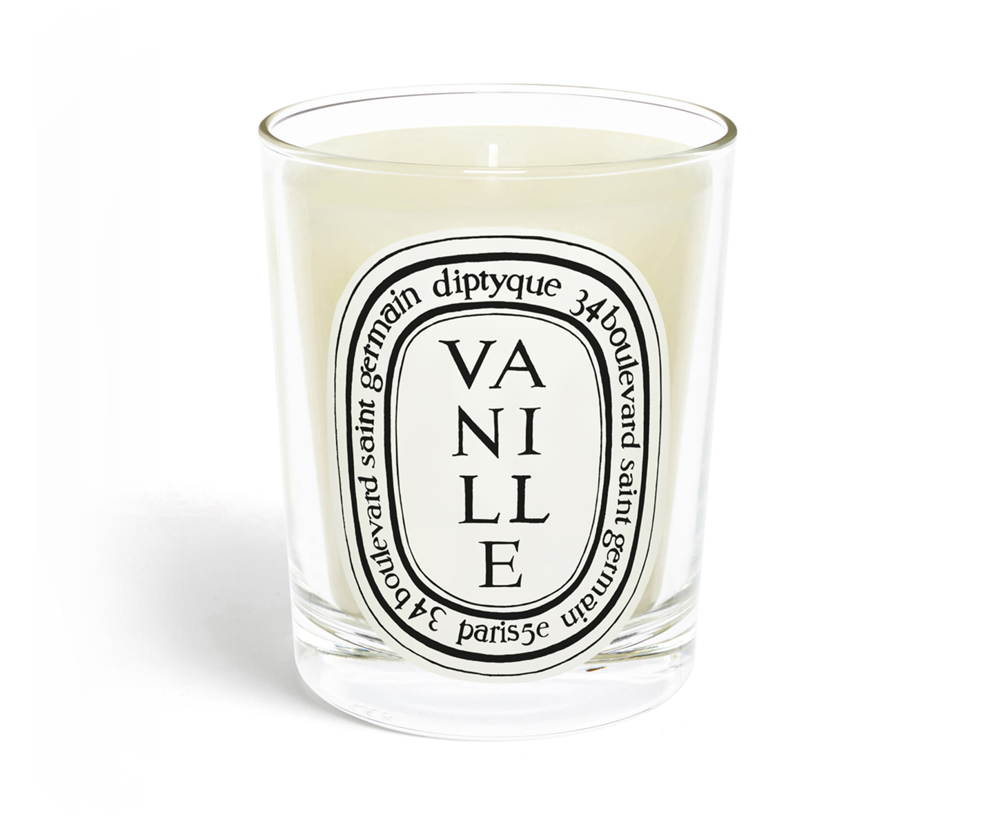 Vanille Vanilla Candle Classic Scented Candles Diptyque Paris