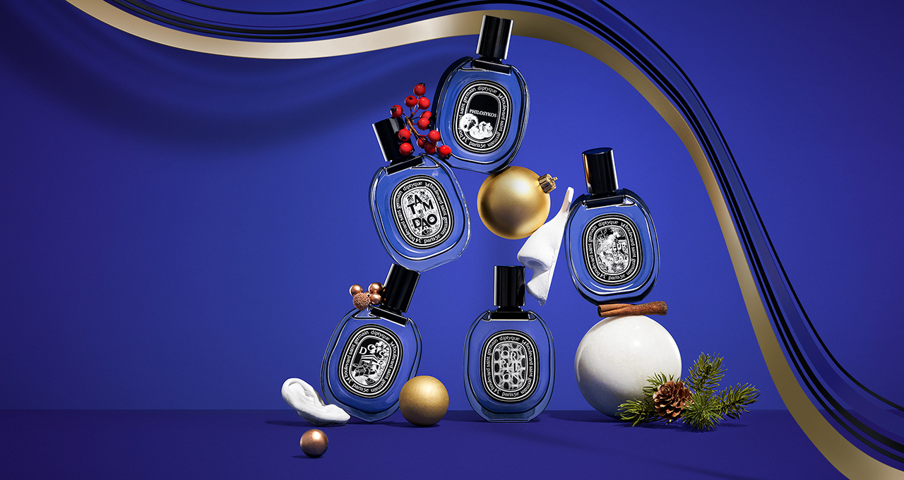 Festive Fragrances