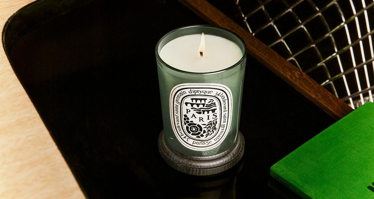 Paris Candle